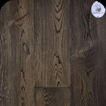 2-х слойная паркетная доска Esco ebony black karel 4