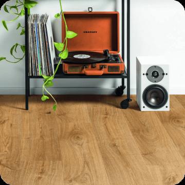Винил Alpha Vinyl Medium Planks AVMP40088 Autumn oak honey