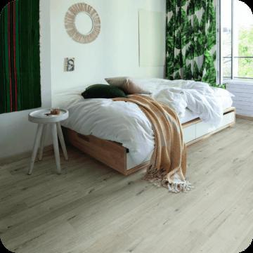Винил Alpha Vinyl Medium Planks AVMP40200 Cotton Oak White Blush